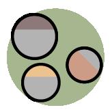 concrete craft kit icon