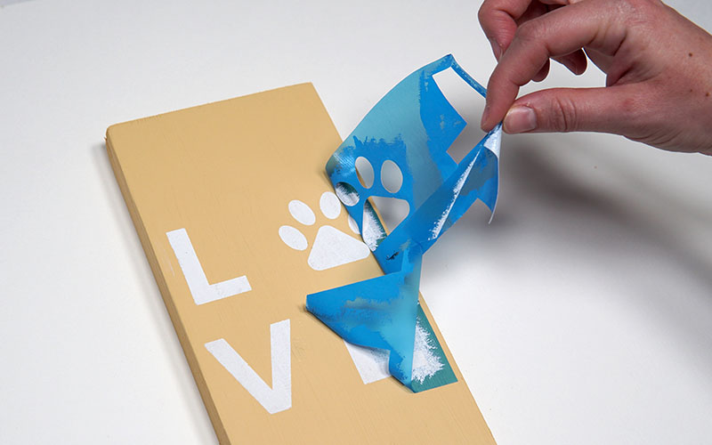 Dog Leash Holder Craft Kit